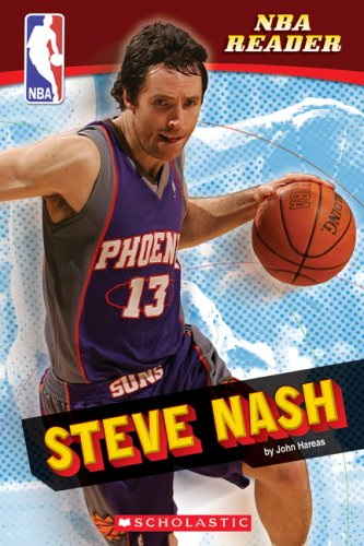 9780545034111: Steve Nash (NBA Readers)