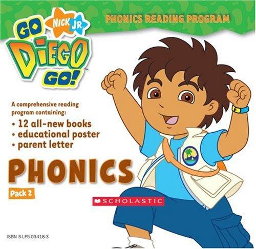9780545034180: Go, Diego, Go!