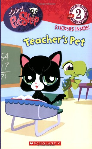 Littlest Pet Shop: Teacher's Pet (rdr): D. Jakobs