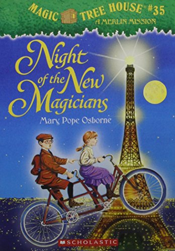 9780545034593: Night of the New Magicians (Magic Tree House #35)