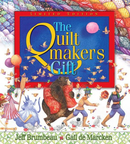 9780545034715: Quiltmaker's Gift (Limited Edition)