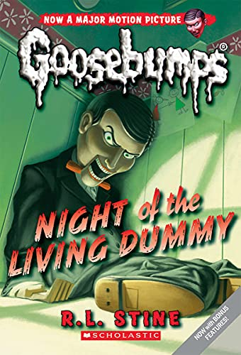 9780545035170: Night of the Living Dummy (Classic Goosebumps #1)