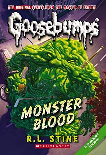 9780545035200: Monster Blood (Classic Goosebumps #3)