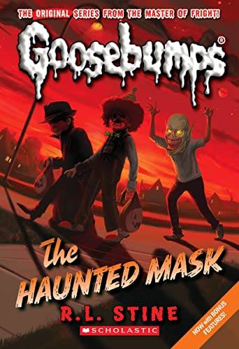 9780545035217: The Haunted Mask (Classic Goosebumps #4)