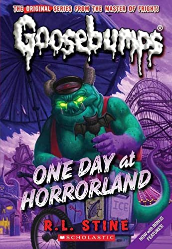 9780545035224: One Day at Horrorland (Classic Goosebumps #5)