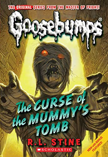 9780545035231: Curse of the Mummy's Tomb (Classic Goosebumps #6)