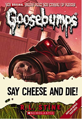 9780545035255: Say Cheese and Die!