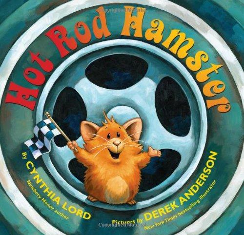 9780545035309: Hot Rod Hamster
