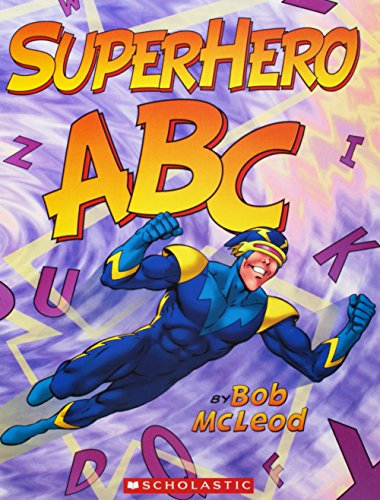 9780545036047: SuperHero ABC