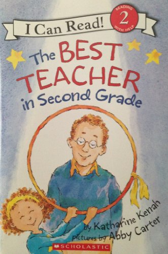 9780545036382: The Best Teacher in Second Grade (I Can Read! Reading with Help 2)