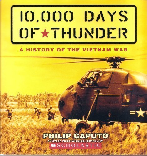9780545036733: 10,000 Days of Thunder: A History of the Vietnam War