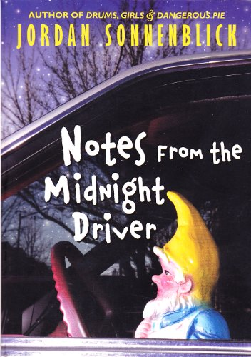 9780545036900: NOTES FROM THE MIDNIGHT DRIVER [Taschenbuch] by Sonnenblick, Jordan