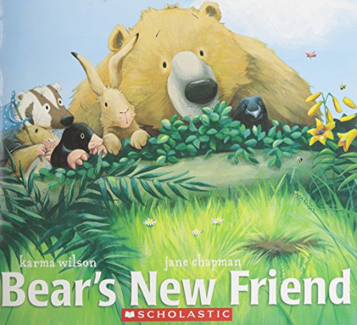 9780545037051: Bear's New Friend