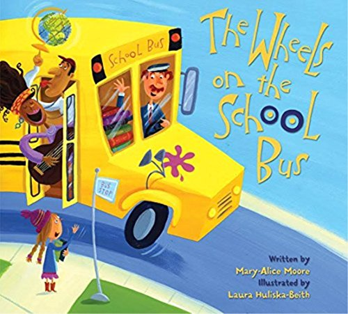9780545037617: The Wheels on the School Bus