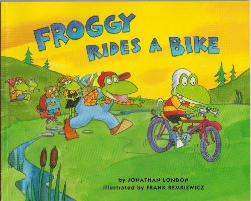 9780545038089: Froggy Rides a Bike [Taschenbuch] by Jonathan London