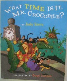 9780545038157: What Time Is It, Mr. Crocodile?