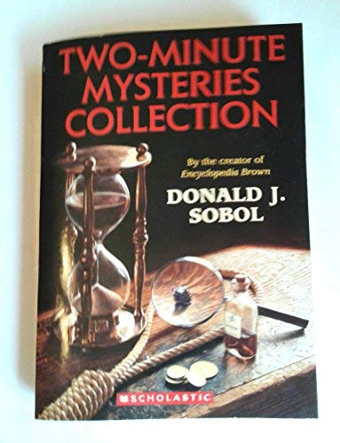 9780545039239: Two-Minute Mysteries Collection