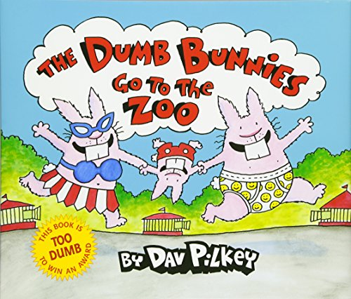 9780545039376: The Dumb Bunnies Go to the Zoo