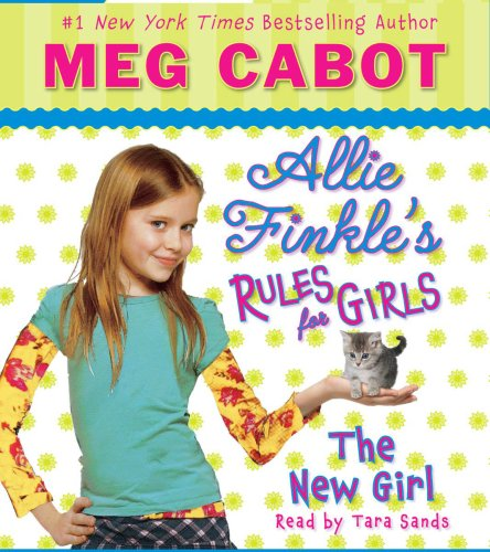 9780545039499: Allie Finkle's Rules for Girls Book 2: The New Girl - Audio