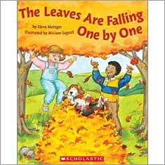 9780545039734: The Leaves Are Falling One By One (Big Book)