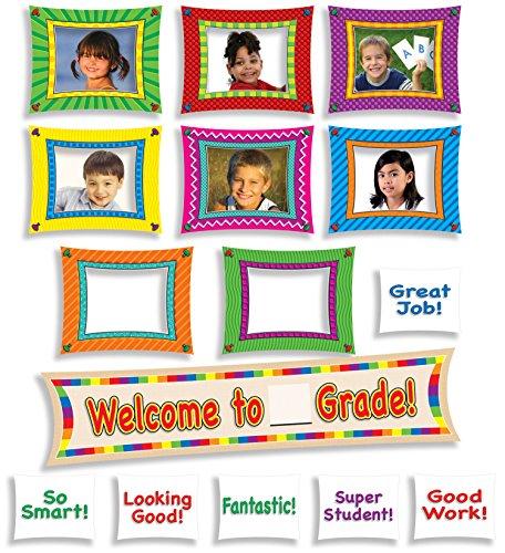 9780545039987: Welcome to ____ Grade! Mini Bulletin Board