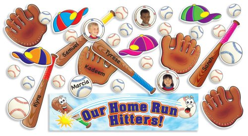 9780545039994: Our Home Run Hitters! Mini Bulletin Board