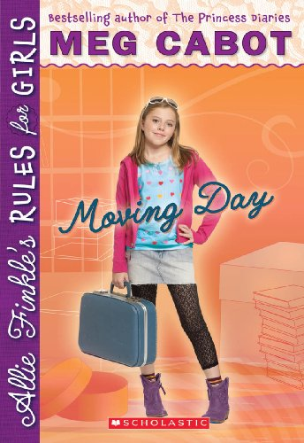 9780545040419: Moving Day (Allie Finkle's Rules for Girls, Book 1)