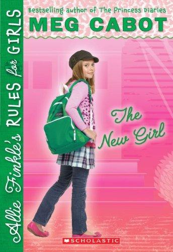 9780545040426: The New Girl (Allie Finkle's Rules for Girls)