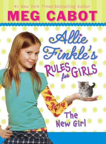 9780545040495: The New Girl (Allie Finkle's Rules for Girls)