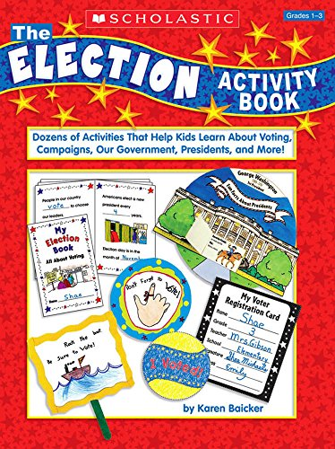 9780545041669: Election Activity Kit!