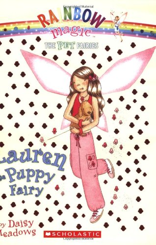 Lauren The Puppy Fairy (Pet Fairies #4): Daisy Meadows