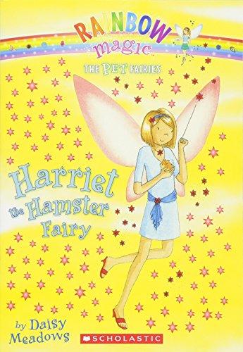 9780545041881: Harriet, the Hamster Fairy (Pet Fairies, No. 5)