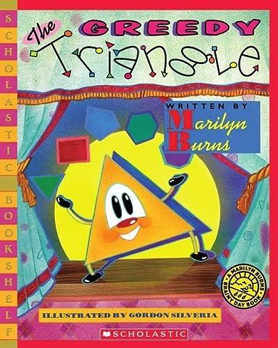 9780545042208: The Greedy Triangle (Scholastic Bookshelf)