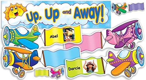 9780545042246: Up, Up and Away! Mini Bulletin Board
