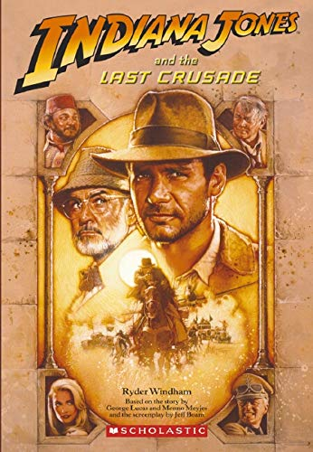 9780545042567: Indiana Jones and the Last Crusade