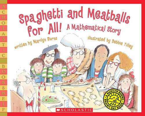 9780545044455: Spaghetti And Meatballs For All! (Rise and Shine)
