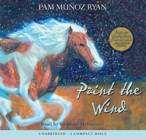 9780545045148: Paint the Wind - Audio Library Edition