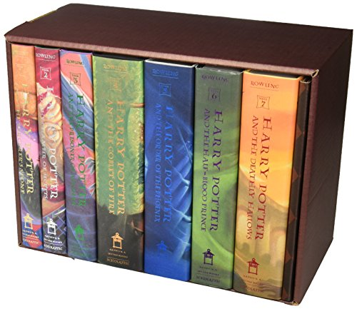 Harry Potter Hardcover Book Collection : Harry potter hardcover box set books by j k