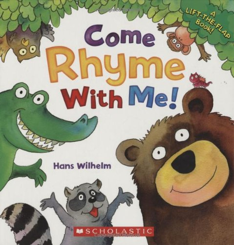 Come Rhyme With Me!: Wilhelm, Hans