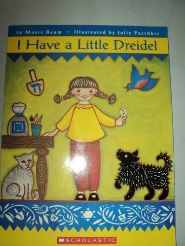 9780545045872: I Have a Little Dreidel
