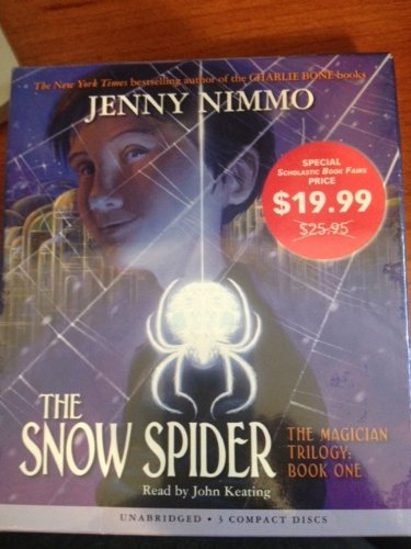 9780545046862: The Snow Spider (The Magician Trilogy: Book One)