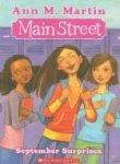 9780545050623: Best Friends (Main Street, Book 4)