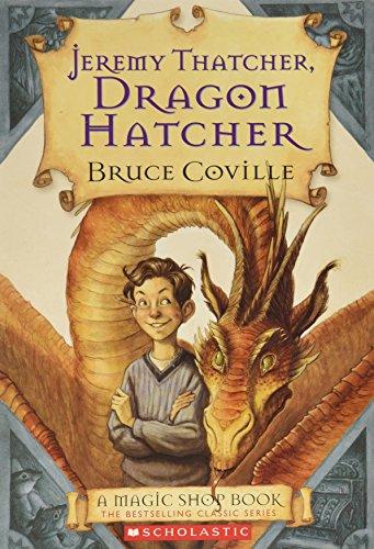 9780545051187: Jeremy Thatcher Dragon Hatcher (A Magic Shop Book) Edition: first