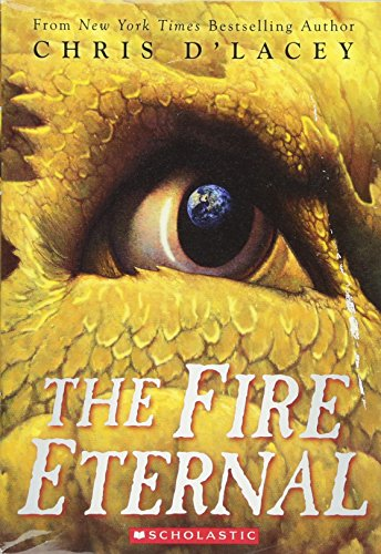 9780545051644: The Fire Eternal (The Last Dragon Chronicles #4)