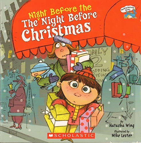 9780545052016: The Night Before the Night Before Christmas