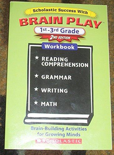 9780545052085: Brain Play (1st - 3rd Grade Workbook Math