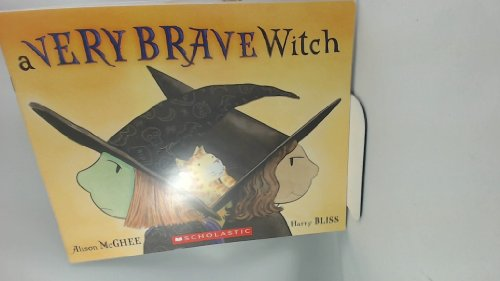 9780545053167: A Very Brave Witch