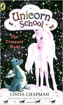 9780545053655: The Treasure Hunt (Unicorn School)
