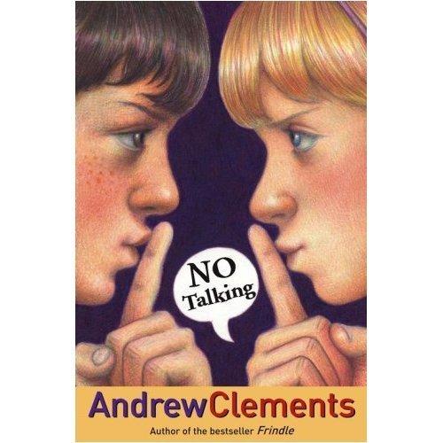 9780545054362: No Talking [Gebundene Ausgabe] by Clements, Andrew