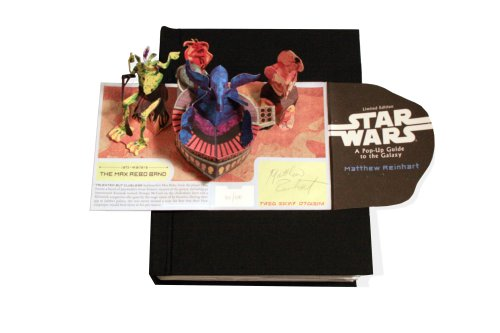 9780545054553: Star Wars: A Pop-up Guide to the Galaxy